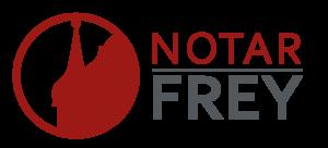 Logo Notar Hermann Frey